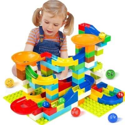 Victostar Marble Run Building Blocks