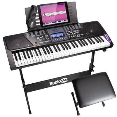 RockJam Electronic Keyboard