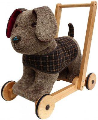 Percy Pup Push Along
