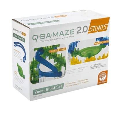Mindware Q-BA-MAZE 2.0 Mega Stunt Set