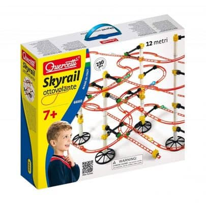 Quercetti Sky rail Ottovolante Maxi Playset