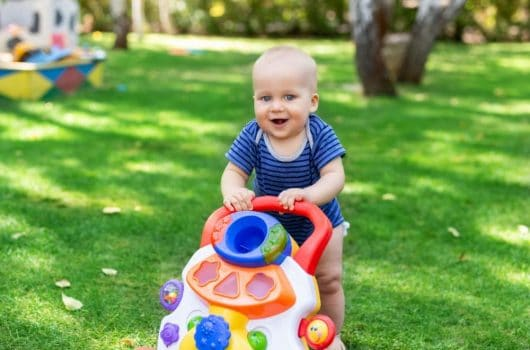 Give Them a Push: The Best Push Toys for Toddlers