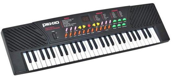 Plixio Electric Keyboard