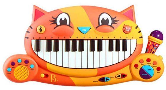 B Toys – Meowsic Toy Piano
