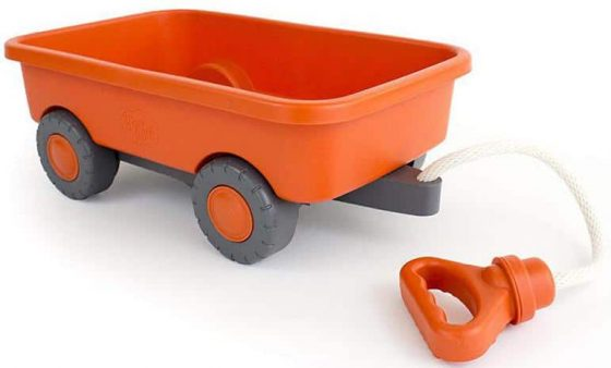 Green Toys Wagon Outdoor Toy