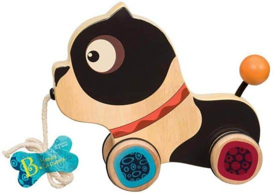 B. toys – Happy Go Puppy