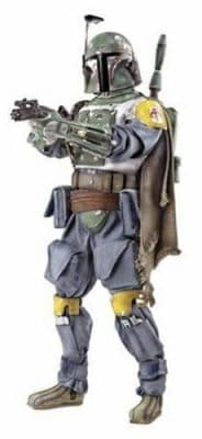 "Star Wars Original Trilogy Collection Boba Fett 12"" Action Figure"