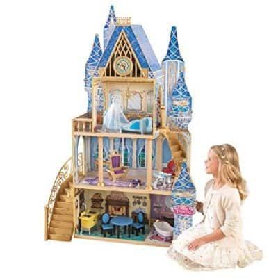 KidKraft Princess Cinderella Royal Dreams Dollhouse