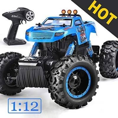 NQD Remote Control Monster Truck Crawler