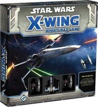 Fantasy Flight Games Star Wars: X-Wing - The Force Awakens Co