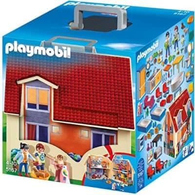 PLAYMOBIL Take Along Play House