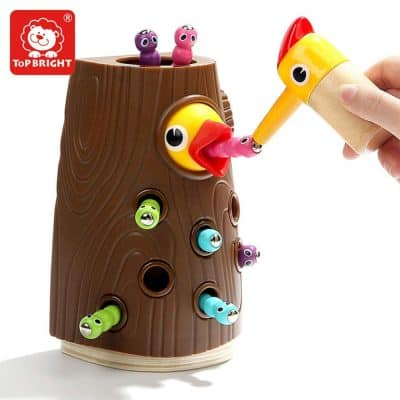 TOP BRIGHT Magnetic Toddler Toy Game