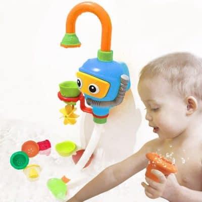 Baby Bathtub Toy Diver Game