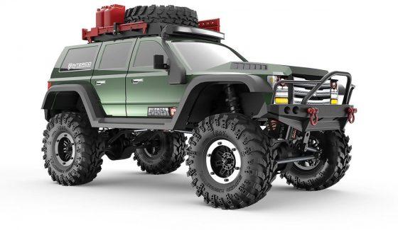 Redcat Racing Everest Gen7 Pro 4WD Crawler