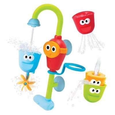 Yookidoo Baby Bath Toy – 3 Stackable Cups