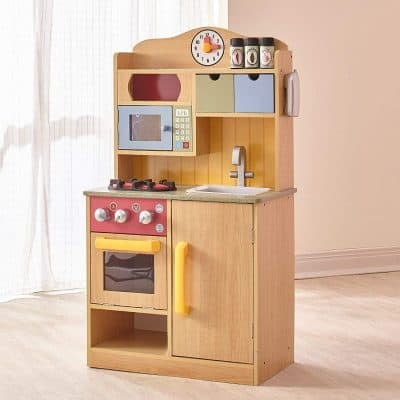 Teamson Kids Little Chef Wooden Toy