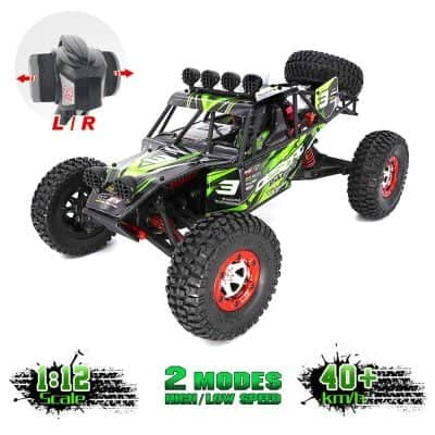 KELIWOW Electric RC Buggy Monster Truck