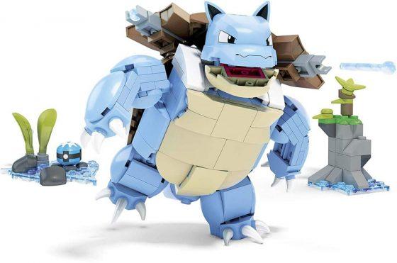 Mega Construx Pokemon Blastoise