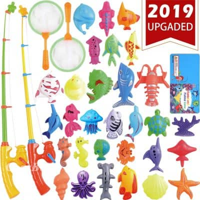 CozyBomB Magnetic Fishing Toys Game Set