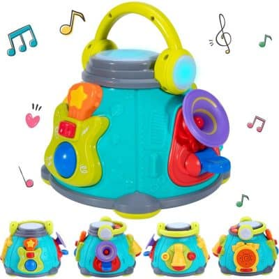 iPlay, iLearn Baby Music Learning Cube Playing Center