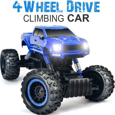 Double E 4WD Monster Truck