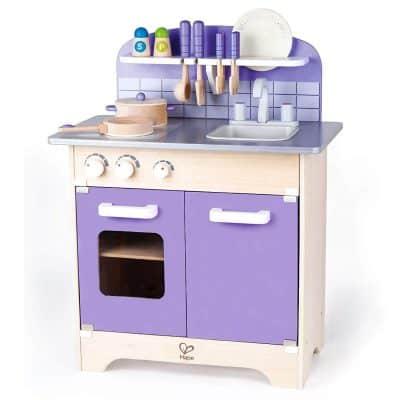 USA Toyz Hape Play Kitchen Set