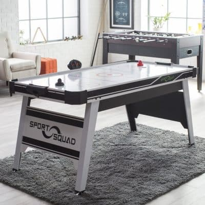 Sport Squad HX66 Air Hockey 66-inch with Table Conversion Top