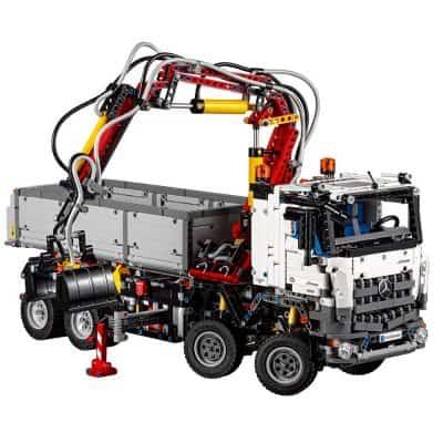 LEGO Technic Mercedes-Benz Arocs Building Kit