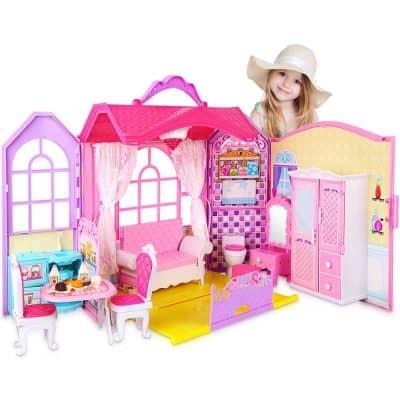 Super Joy Dollhouse