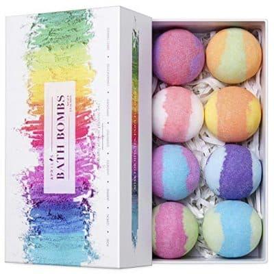 Aprilis Bath Bombs Gift Set