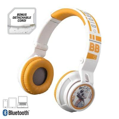 eKids Star Wars Bluetooth Headphones for Kids