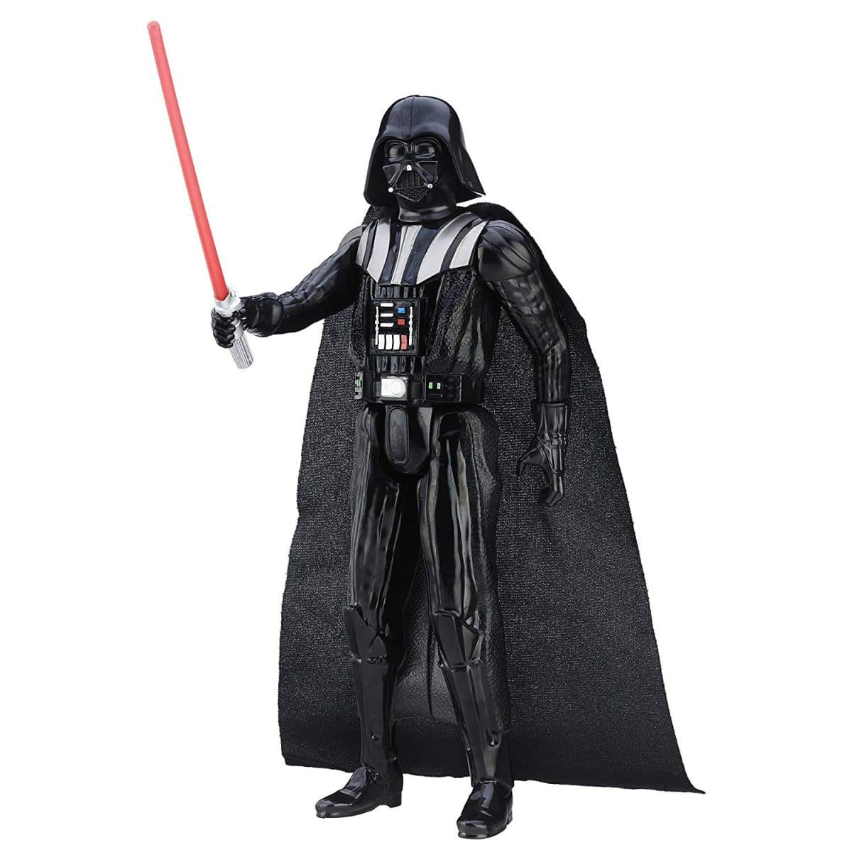 Darth Vader 1//2 Mask Star Wars Sith Lord Durable Plastic Costume Accessory