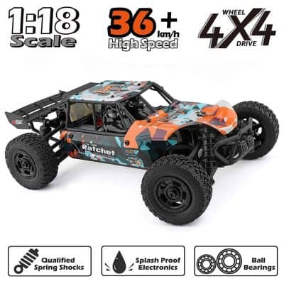 HAIBOXING 4WD RC 1:18 Scale Off-Road Buggy