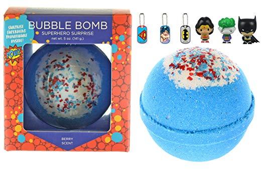 Twi Sisters Spa Superhero Bubble Bath Bomb