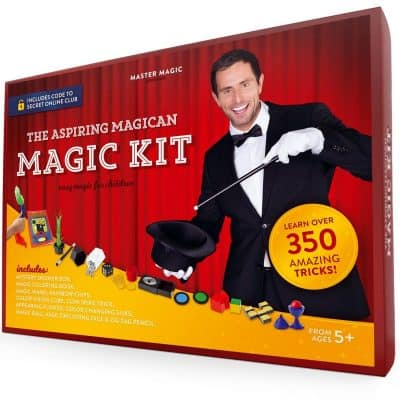 Easy Magic Tricks For Children by MAGIC MASTER