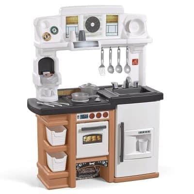 Step2 899399 Espresso Bar Play Kitchen for Kids