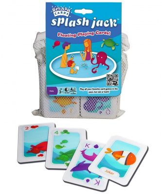 Winning Moves Games Splash Cards: Splash Jack