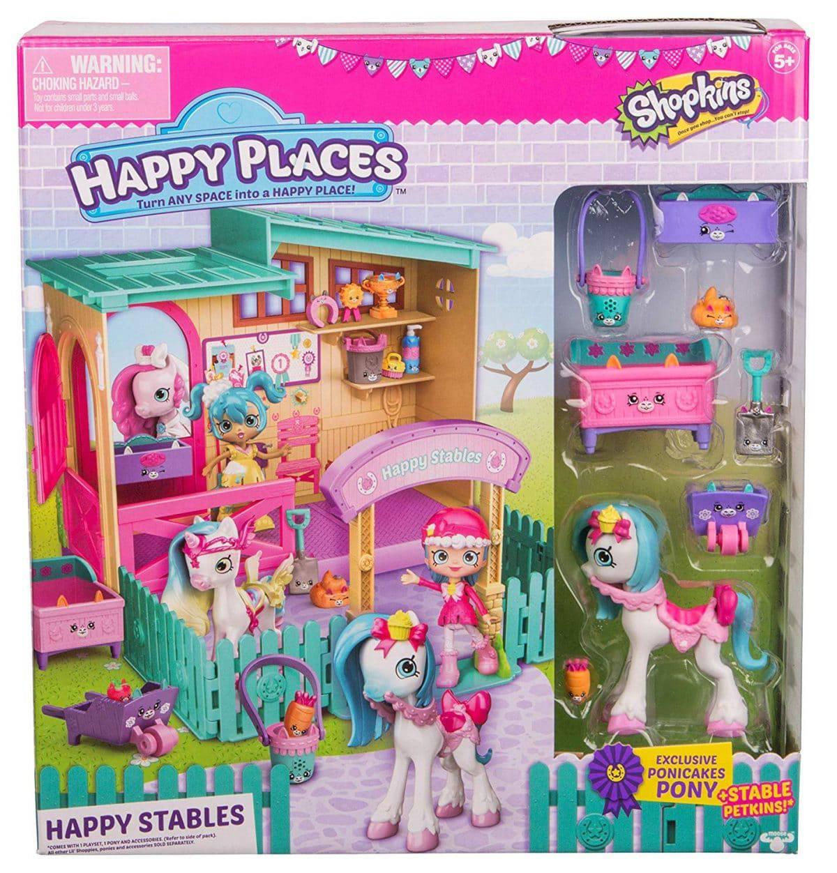 Shopkins Loose HAPPY PLACES Lil/' Shoppie Shoppies Wave 2 Choose Your Doll