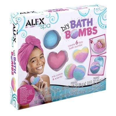 Alex Spa DIY Bath Bombs Kit