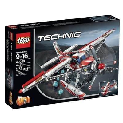 LEGO Technic Fire Plane Building Kit