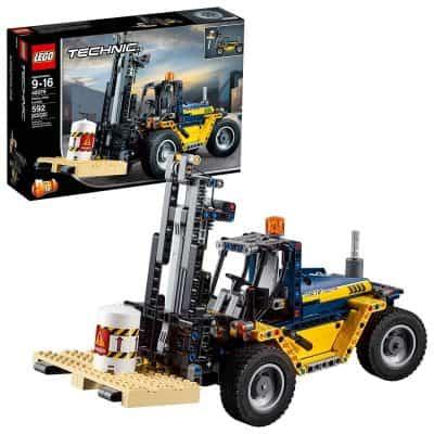 LEGO Technic Heavy Duty Forklift Building Kit