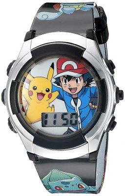 Pokémon Kids' Watch with Flashing LED Lights