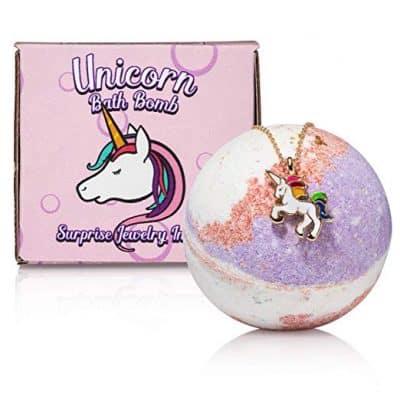 I Am Happy Unicorn Bath Bomb