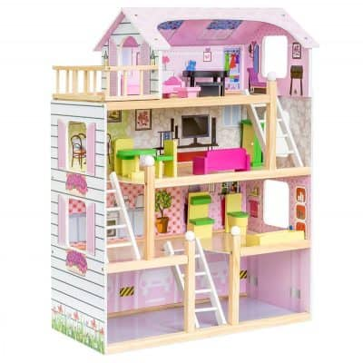 Best Choice Products Dollhouse Accessories