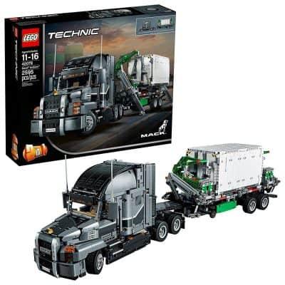 LEGO Technic Mack Anthem Semi Truck Building Kit