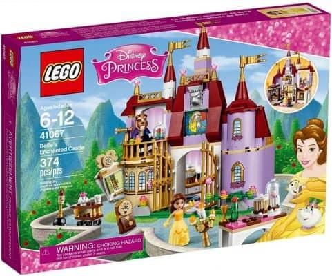 Disney Princess Belle's Enchanted Castle