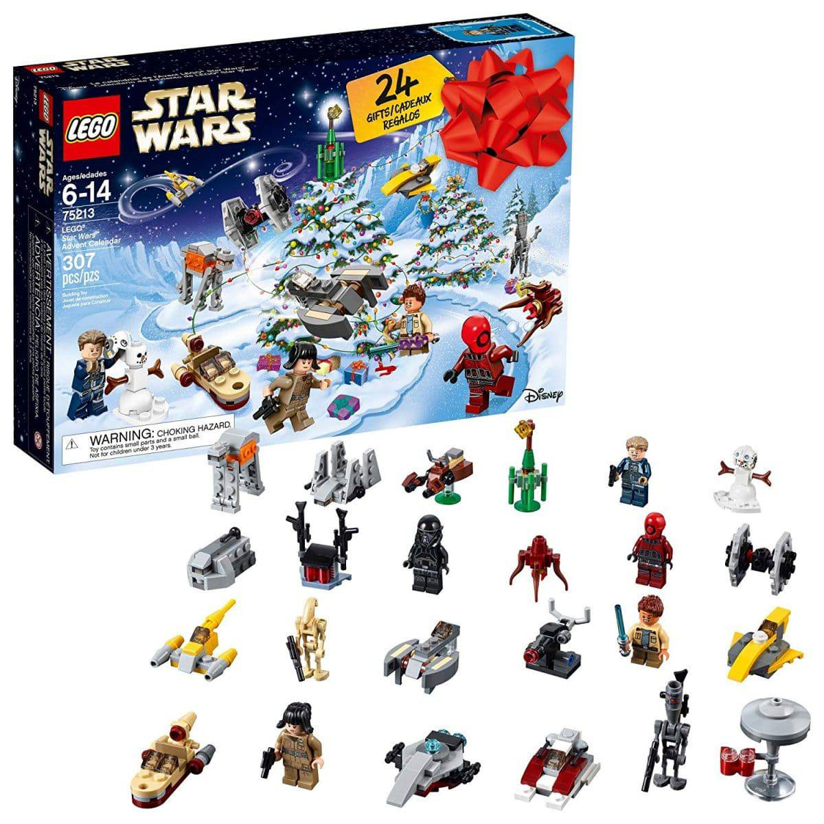 16 Pcs MINI FIGURES STAR WARS JEDI THE FORCE FIT LEGO STORM TROOPERS GIFT PARTY