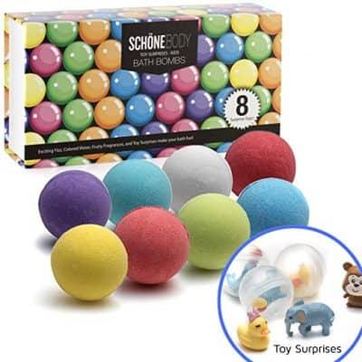 Schöne Body Kids Suprise Toy Bath Bombs