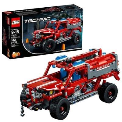 LEGO Technic First Responder Building Kit