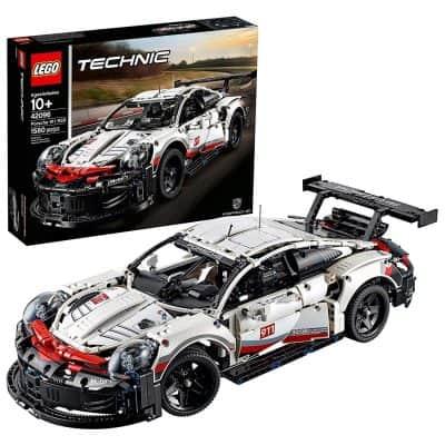 LEGO Technic Porsche 911 RSR Building Kit